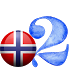 fun Norwegian numbers game by spanish4you