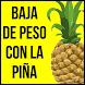 Dieta de piña para adelgazar by Apps de Ayuda