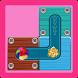 Sliding block puzzle: rose style by Innovative K