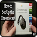 Easy setup chromecast steps by Zirra Publisher