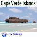 Cape Verde Islands gps charts by FLYTOMAP
