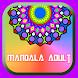 Mandala Coloring Book Adult by AppPlus Dev