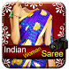 Indian Women Saree Photo Shoot by AppTrends