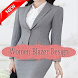 Women Blazer Design by kampung kucrit