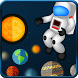 Space Ball Rolling by BlueHornTechnologies