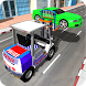 Police Car Lifter Game