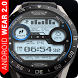 Digital Vision Watch Face by RichFace