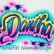 Graffiti Name Design by vishalaji
