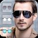 Men Sunglasses Photo Editor by Alvisha Apps