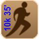 Correr 10k por debajo de 35' by PEMINATRES