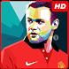 Wayne Rooney Wallpaper HD by Shichibukaidev