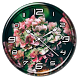 Vintage Flower Clock Live WP by Lo Siento