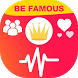 Famouser for Musically - Fans booster simulator by GB Ram Booster Apps.