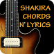 Shakira Chords n Lyrics by One Earth