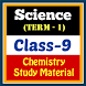 Chemistry Class 9 by Sanjeev Mehta