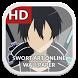 1000+ Sword Online Wallpaper Art by KayaCorp