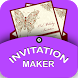 Invitation Maker(Birthday,Party,Wedding,shower) by Chatindianapps