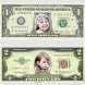 US Dollar Photo Frames by SilliconApps