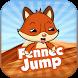 Fennec Fox Jump by ZAHRAGAMES Studio