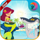 ???? mermaid Marina deep sea adventure vs zig sharko by spirit Entertainment