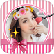 Flower Filter Crown Beautyplus by Nulopsare
