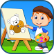 Cartoon Coloring Book by Aflatoon Games