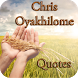 Chris Oyakhilome Quotes by bigdreamapps
