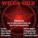 Wicca Oils by jomark3