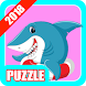Puzzle Fish Shark