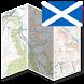 Outdoor Offline Map Scotland