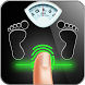Weight Finger Scanner Prank by Photo Clock Livewallpaper