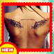 Angel Wings Tattoo by Bordixs