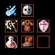 Dark RPG clicker