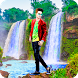 Waterfall Photo Frames - Waterfall Photo Editor by GrabbingGameStudios