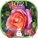 Rose Lock Screen Wallpaper by HAPPY LABS
