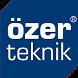 Özerteknik by Ahmet KOÇ - Kayrasoft Yazılım