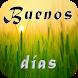Saludos de buenos dias by Fanck Apps