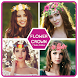 Latest Flower Crowns Photo Editor by TRENDY APPS HUB