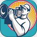 camera HD pro photo and video by TISSIR APPS