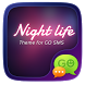 (FREE) GO SMS NIGHT LIFE THEME by ZT.art