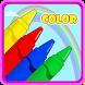 Preschool kids learn colors by Apps Resort
