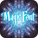 Magic Font for FlipFont , Cool Fonts Text Free by Free FlipFont Studio