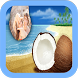 Beach Photo Frame Editor by Red App Studio