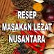 Resep Masakan lezat Nusantara by Hubul Waton