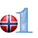learn Norwegian numbers game