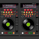 Virtual DJ Mixer With Music by PlinPlanMedia