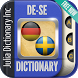 German Swedish Dictionary by Julia Dictionary Inc
