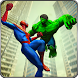 Incredible Monster vs Super Spiderhero City Battle by Cubic Winds