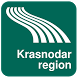Krasnodar region Map offline by iniCall.com