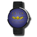 Gold Spanning Wings Watch Face by osthoro